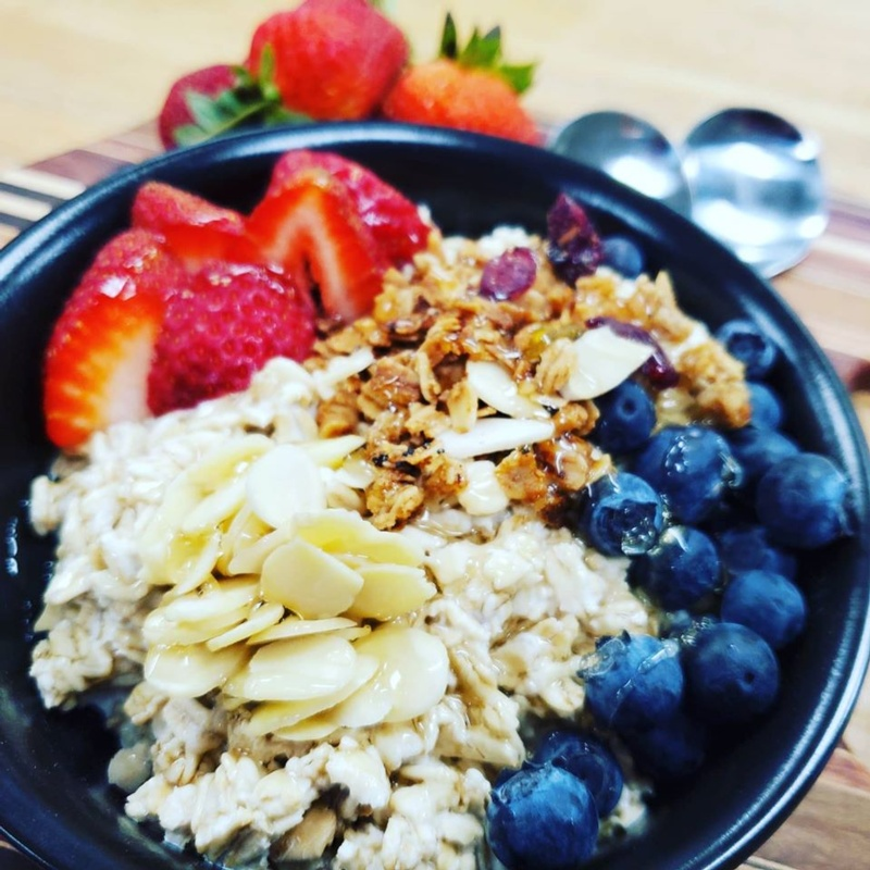 Bowl- Breakfast- Over Night Oats